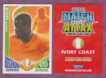 Ivory Coast Emmanuel Eboue Arsenal 146